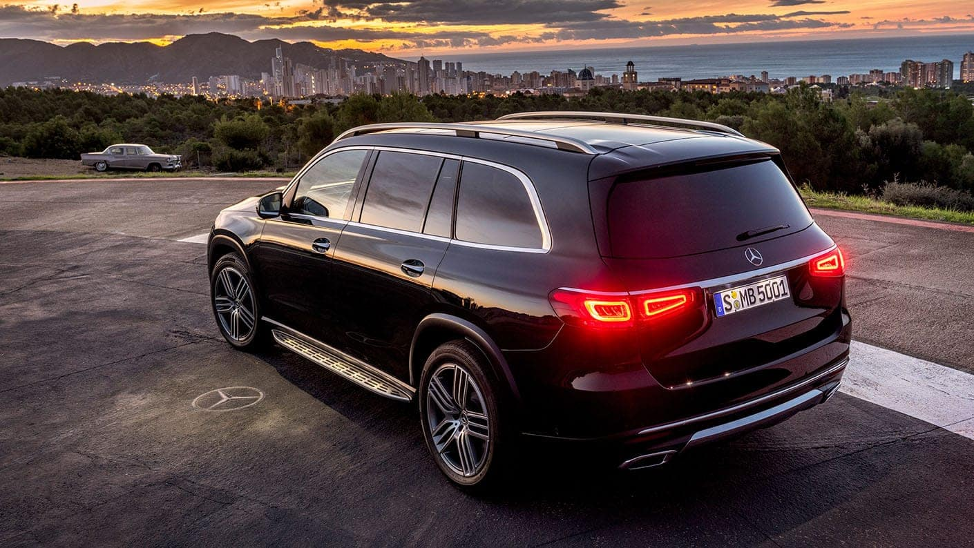 2020 Mercedes – Benz GLS New Engine, Price Updates >> The 2020 Mercedes Benz Gls Suv Is Coming To Las Vegas
