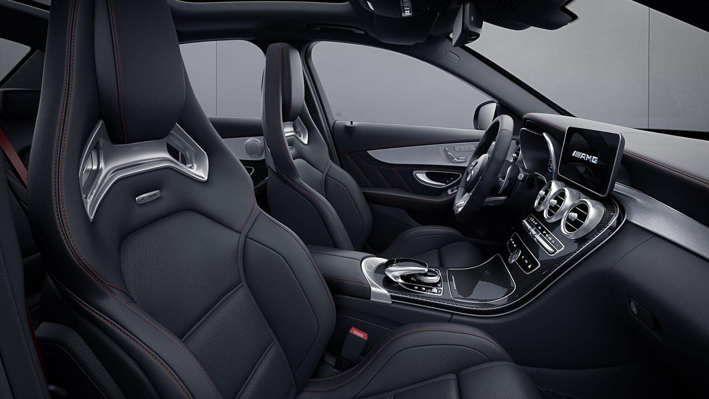 2019 Mercedes-AMG® C 43