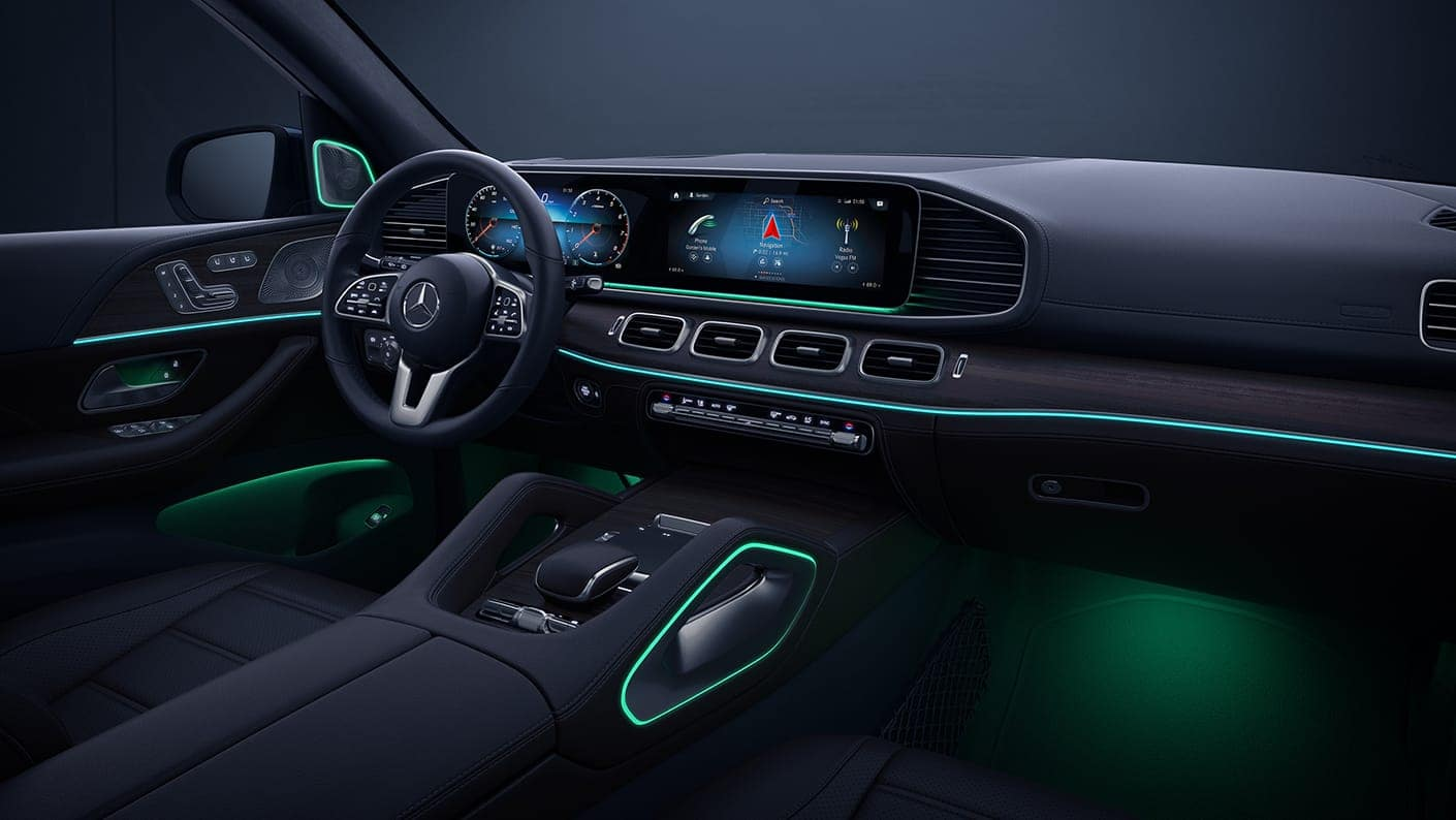 Maybach Interior 2020 2020 Gle - Cars Interiors 2020