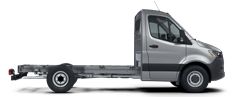 2019 Sprinter Cab Chassis