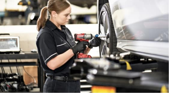 Mercedes-Benz Multi-Point Inspection