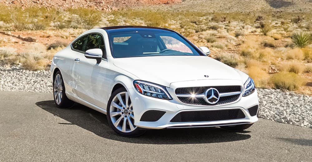 2021 C 300 Coupe