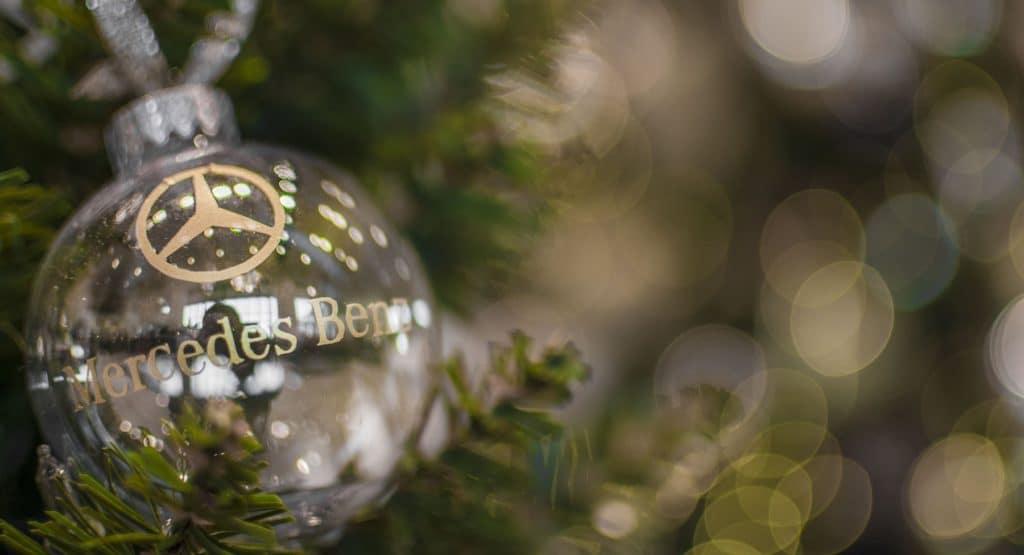4 fletcher jones christmas destinations to visit in nevada for Mercedes benz dealership las vegas