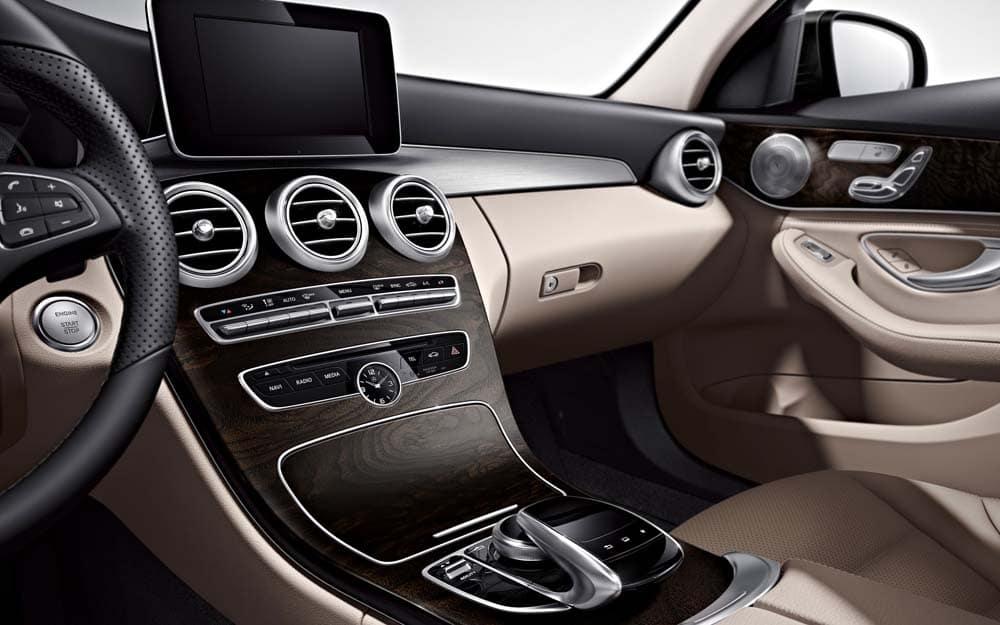 2018 Mercedes Benz C 300 3