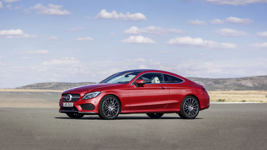 Meet The New 2017 Mercedes Benz C Class Coupe In Las Vegas