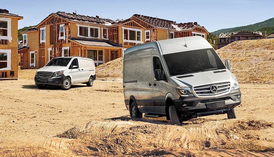 Henderson's Commercial Vehicle Sales | Mercedes-Benz of ...