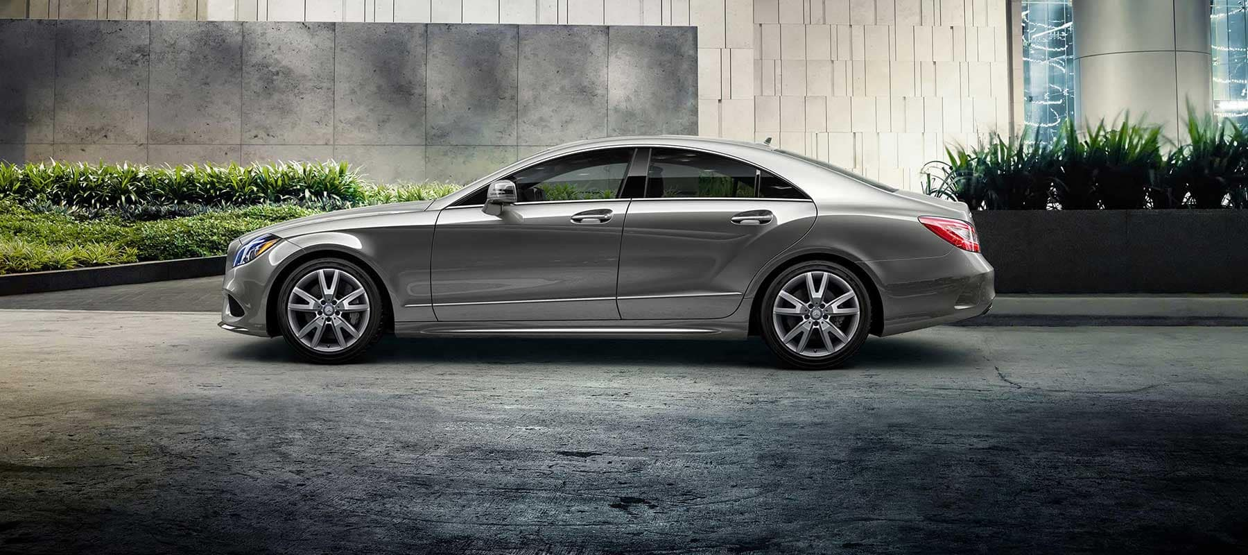 2018 mercedes benz cls 550 coupe info safety design for Mercedes benz cls 550