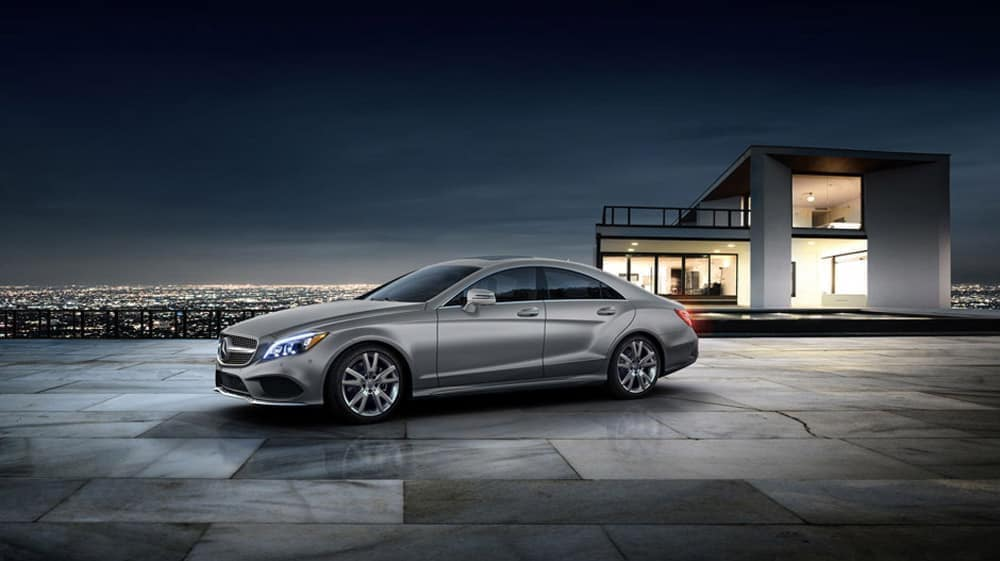 2018 Mercedes Benz Cls 550 Coupe Info Safety Design
