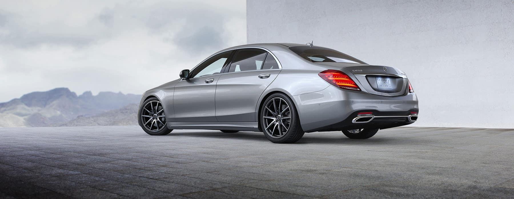 Mercedes-Benz S 450 Sedan