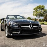 Black 2017 Mercedes-Benz SL at Fletcher Jones