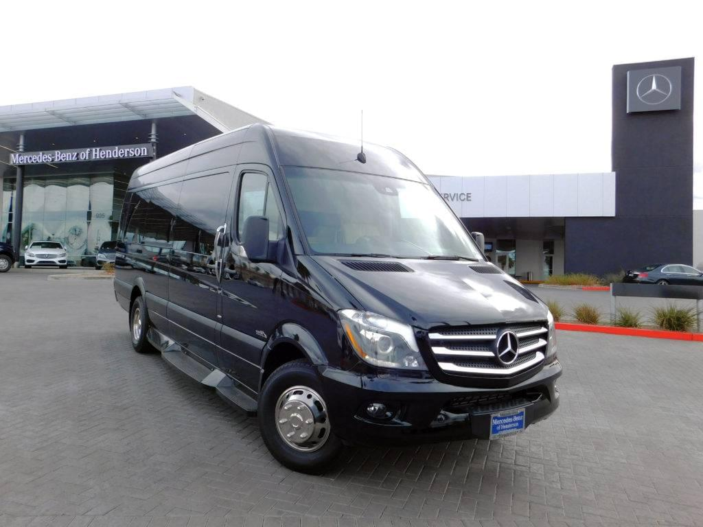 Load up on the sprinter sales event mercedes benz of for Mercedes benz henderson
