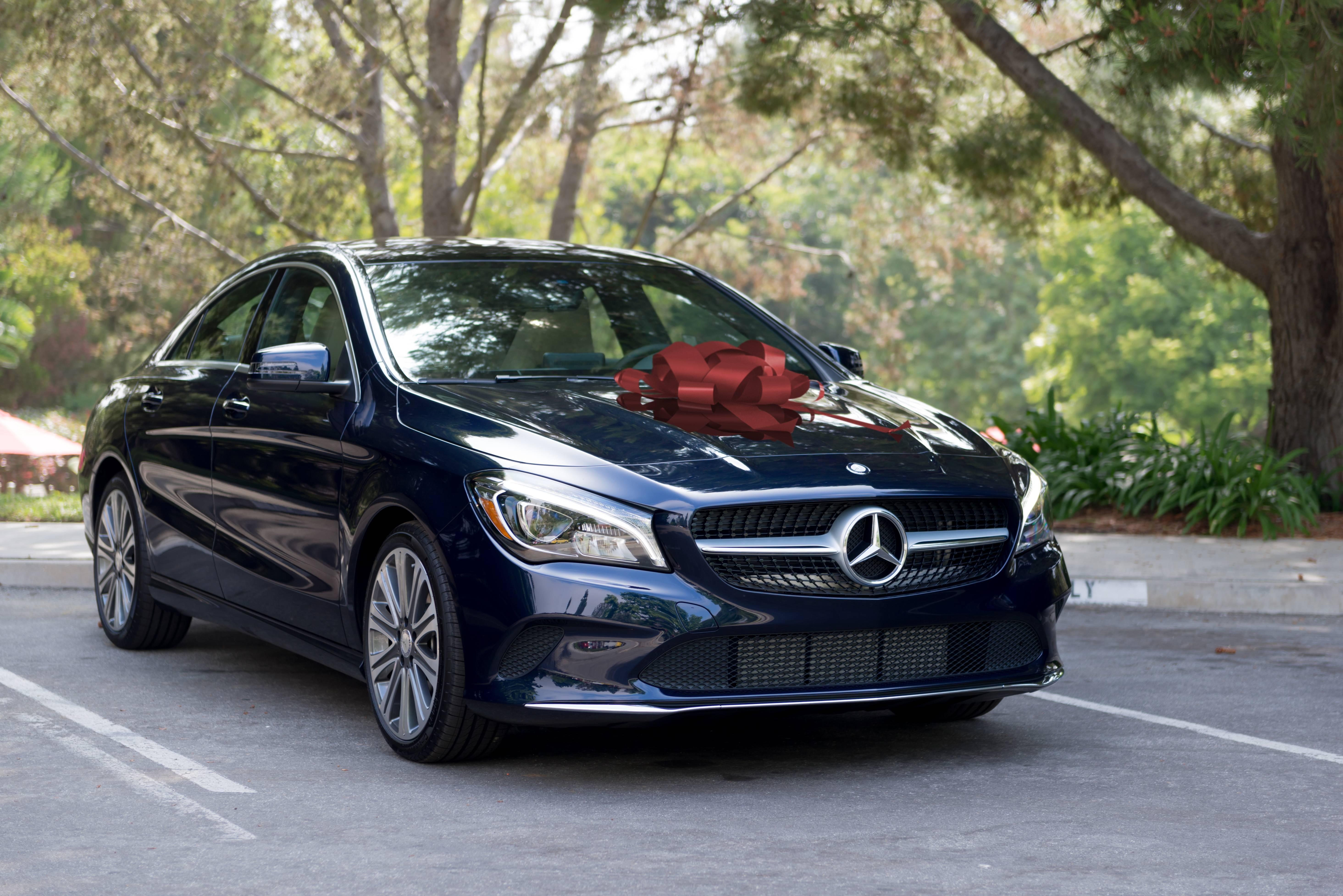 Why a mercedes benz is an affordable graduation gift for Fletcher mercedes benz