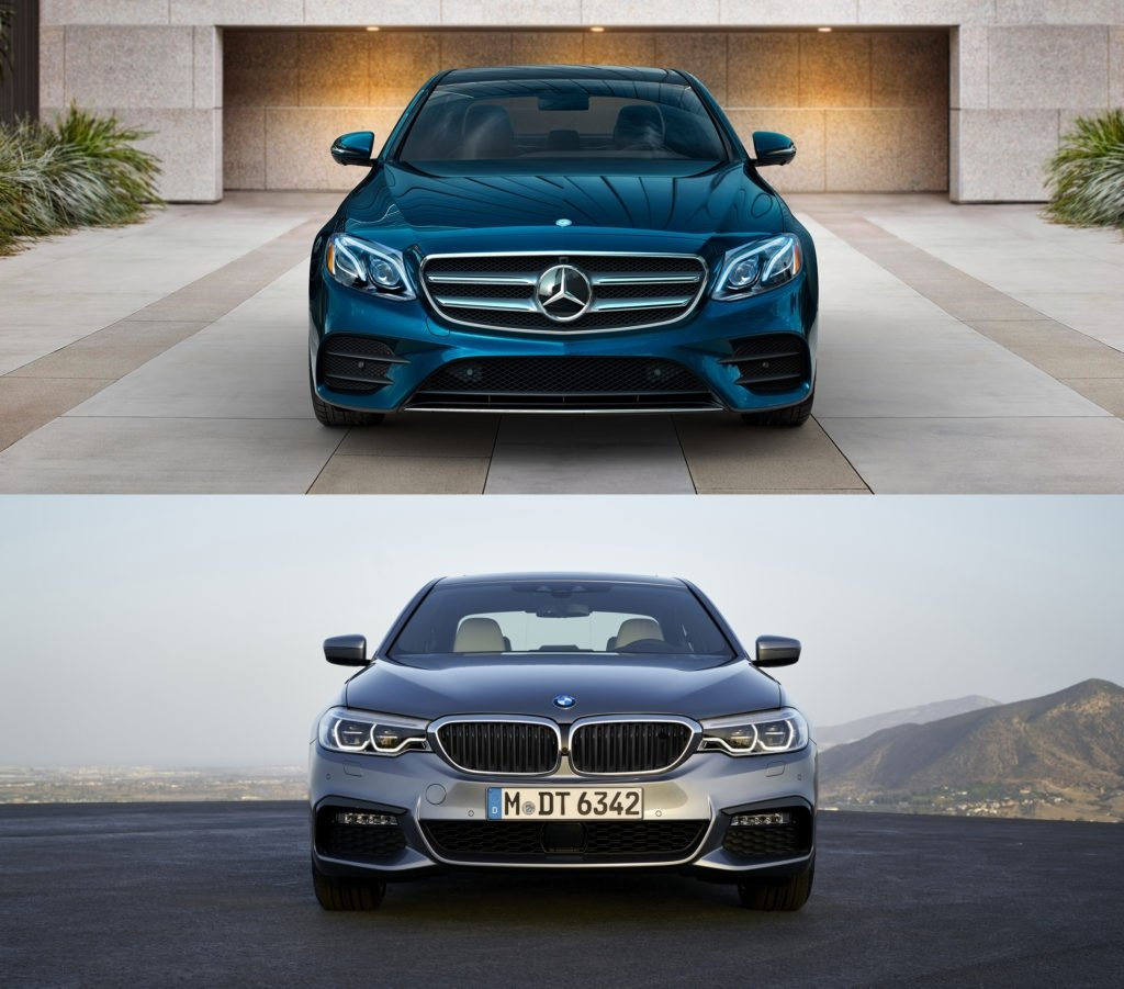 Mercedes Benz Vs BMW