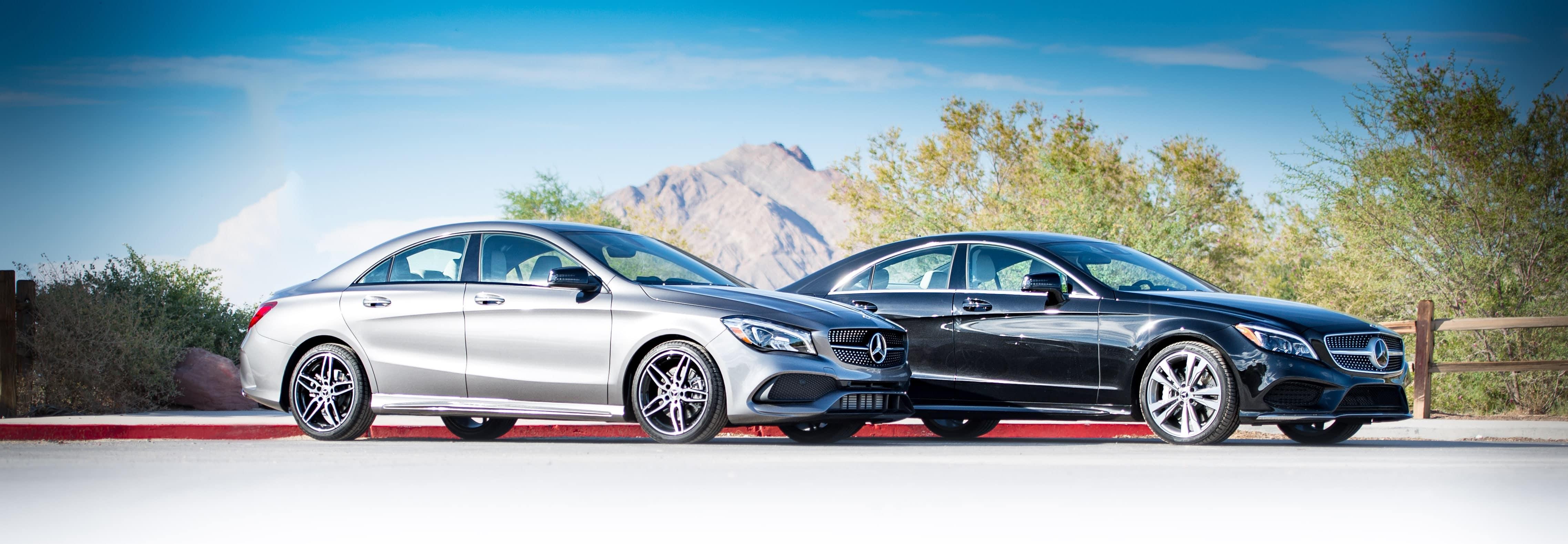 Mercedes-Benz C-Class Lineup