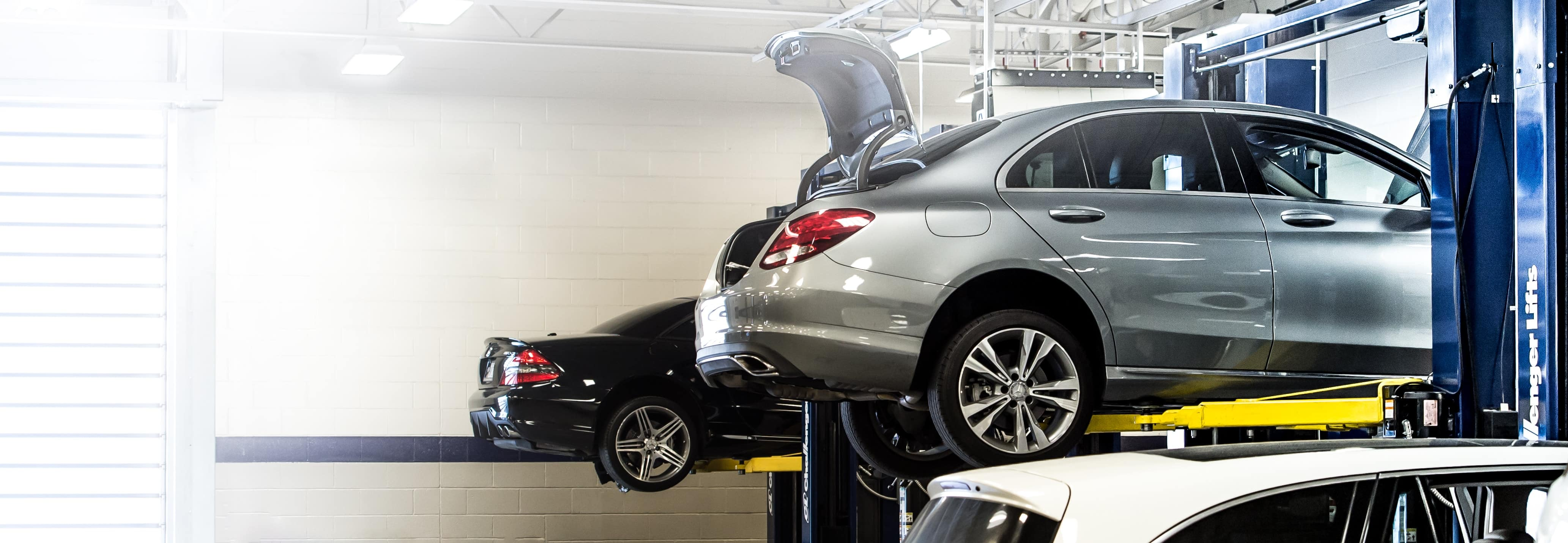 Factory authorized mercedes benz service center in for Mercedes benz of henderson nv