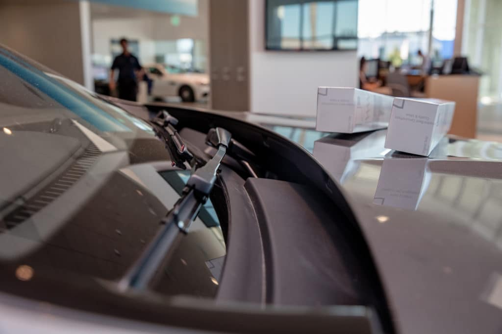 Mercedes-Benz Wiper Blades