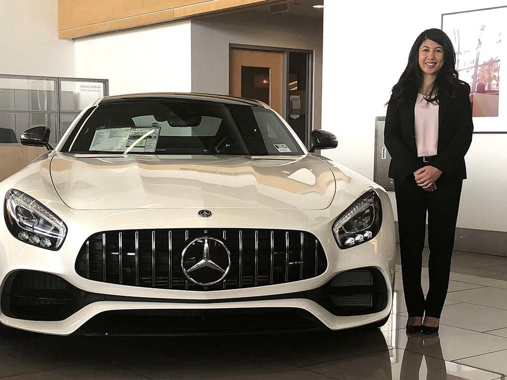 Leah Soriano Mercedes-Benz of Henderson