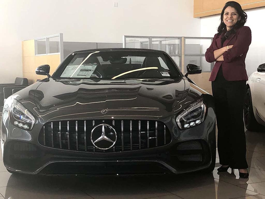 Patty Gaytan Mercedes-Benz of Henderson