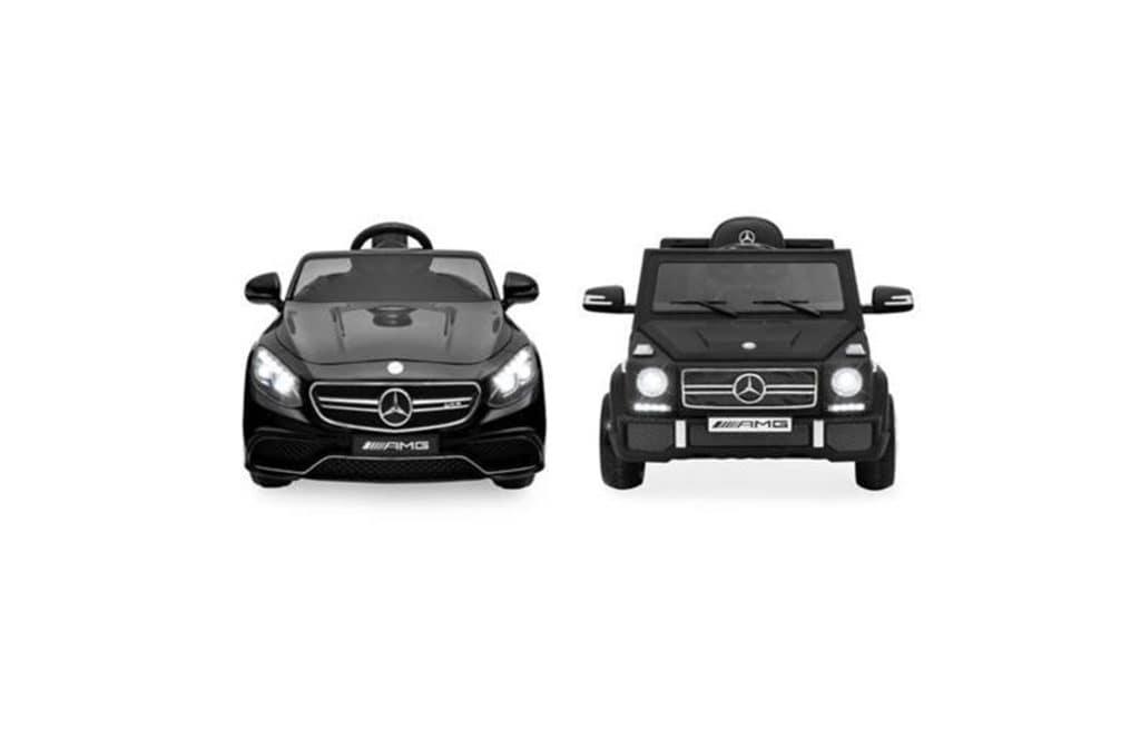 Kids Mercedes-Benz Cars
