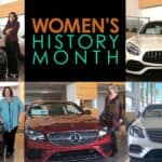 Women's History Month Mercedes-Benz of Henderson