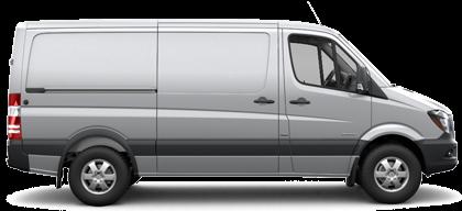 2017 Sprinter Cargo Van