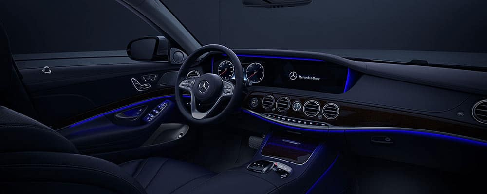 2018 Mercedes Benz S Class Interior S 450 Features Mb Of Henderson