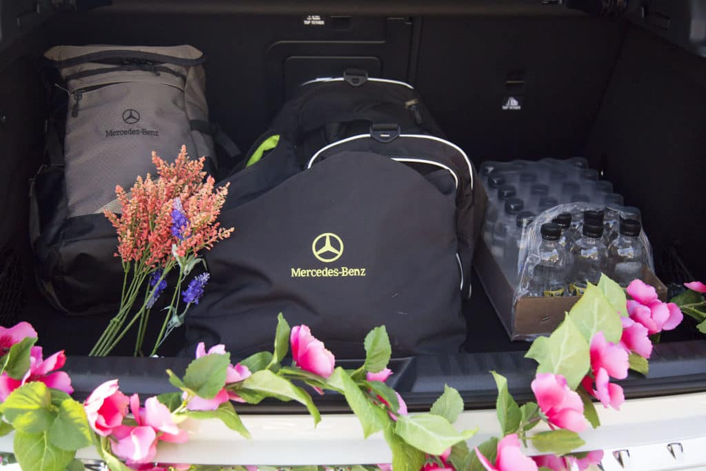 Mercedes-Benz Bags and Backpacks