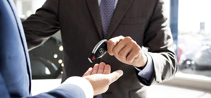You're not just a Mercedes-Benz driver, you're part of our family.