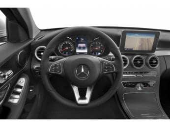 C_Class_steering_Wheel