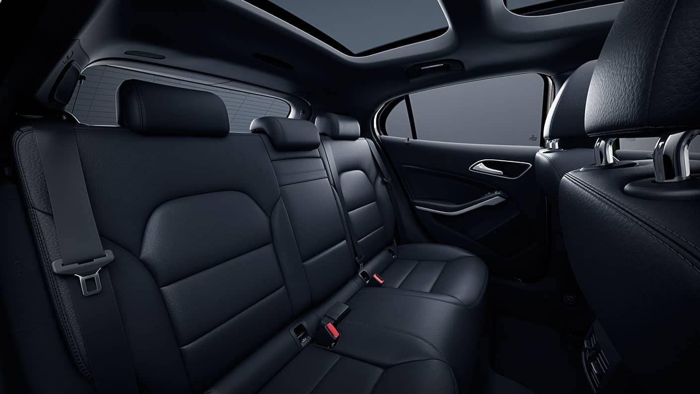 2019 GLA SUV Interior