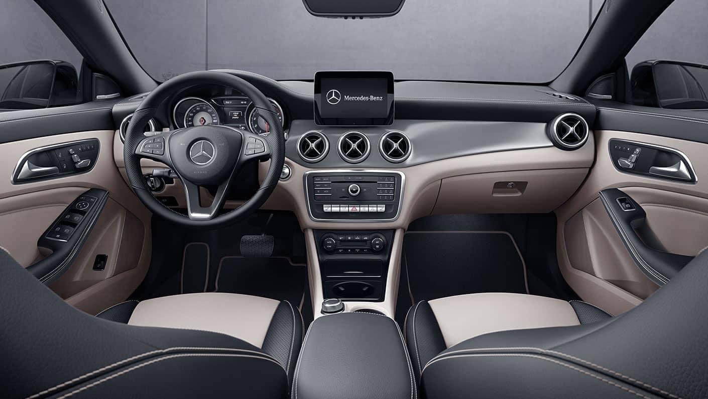 2019 CLA Interior