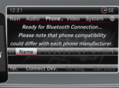 How to Set Up Mercedes-Benz Bluetooth®
