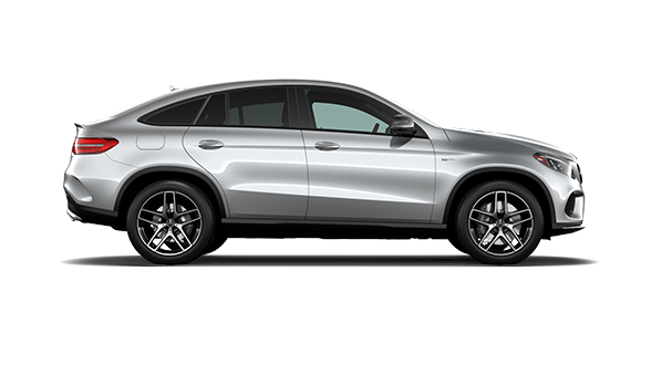 2019 Mercedes-AMG® GLE 43 Coupe
