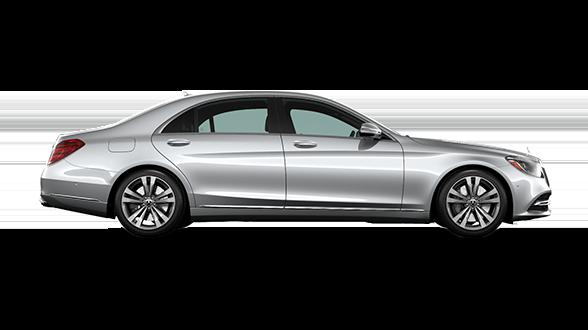 2019 Mercedes-Benz S 450 4MATIC® Sedan