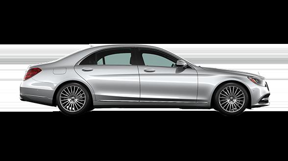 2019 Mercedes-Benz S 560 4MATIC® Sedan