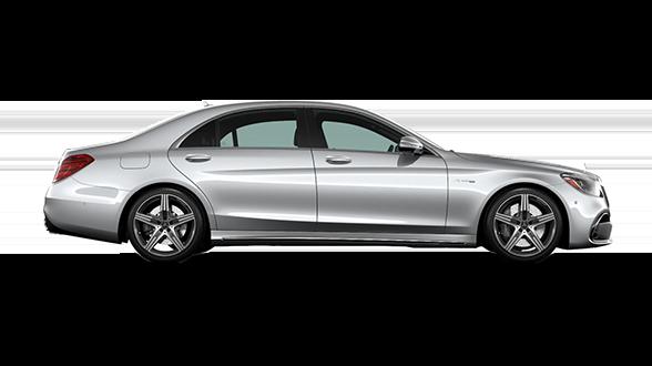 2019 Mercedes-AMG® S 63 Sedan