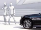 What is Mercedes-Benz PRESAFE®?