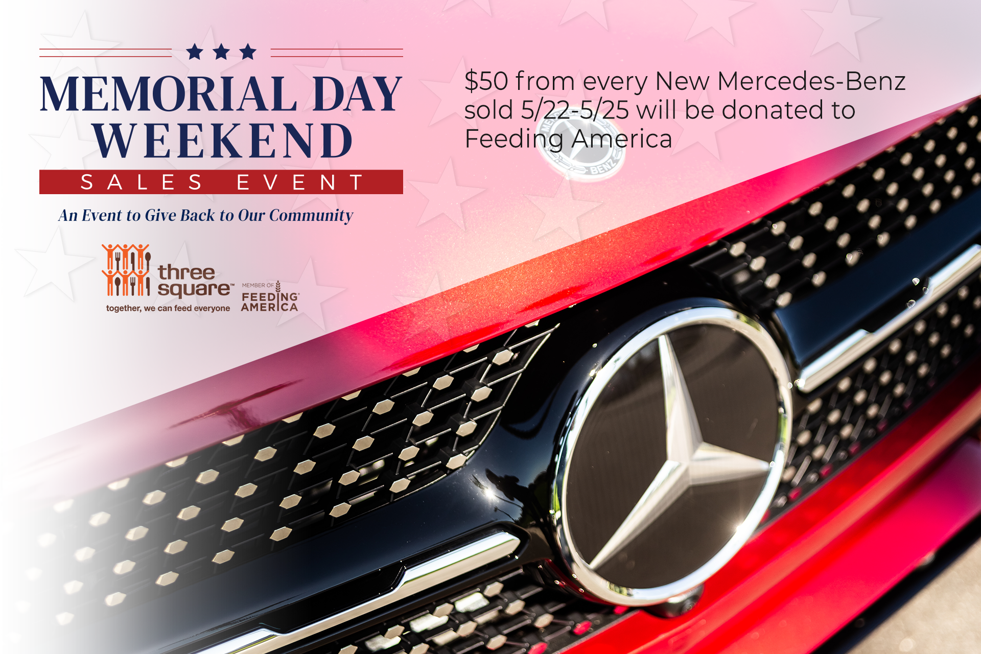 Memorial Day Weekend At Mercedes-Benz of Henderson ...