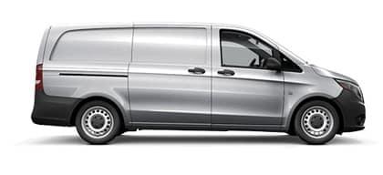 2021 Metris Cargo Van