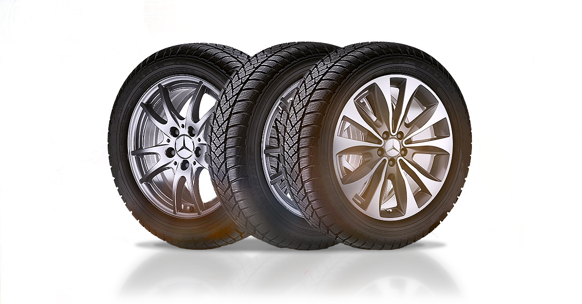 3 Tires