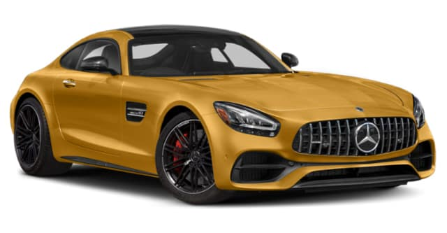 New 2020 Mercedes-AMG® GT C Coupe