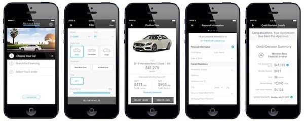 368c687b57 Finance your Next Mercedes-Benz through FJ Drive App with Real-Time ...