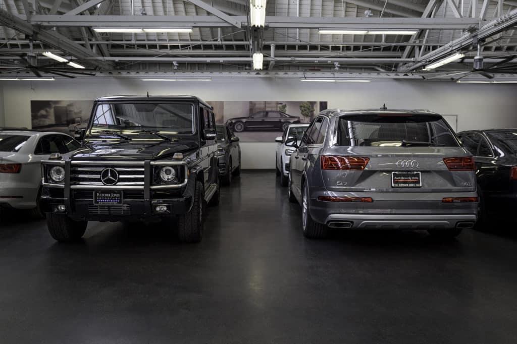 Reasons To Service Your Vehicle At Fletcher Jones Fletcher Jones - Audi beverly hills car wash