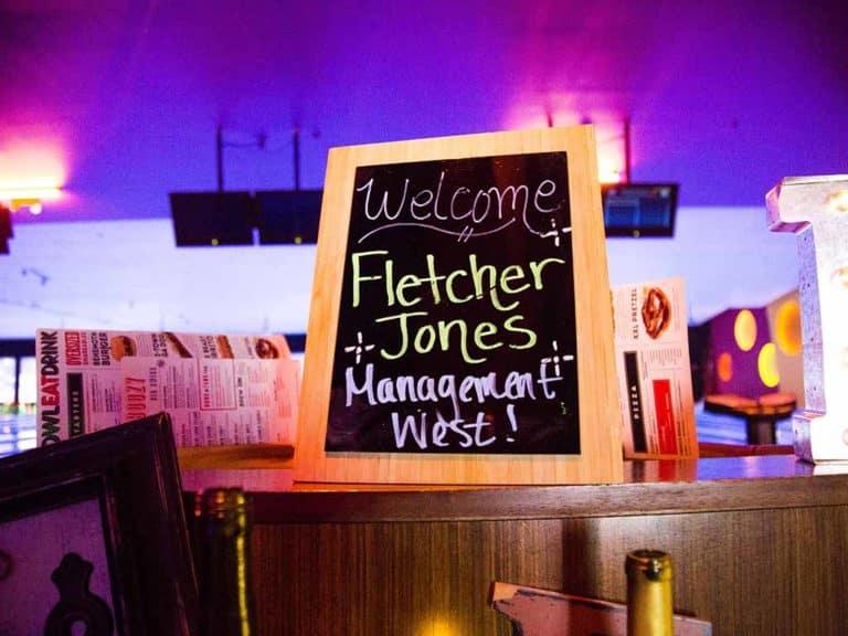 Fletcher Jones Management West Employee Appreciation Party