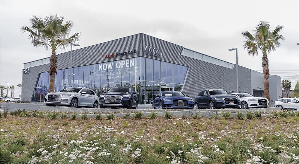 Audi Fremont