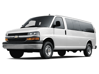 Chevrolet Model Image - 2019 Express Passenger