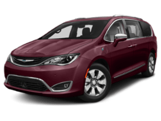 FCA model image - Chrysler Pacifica Hybrid