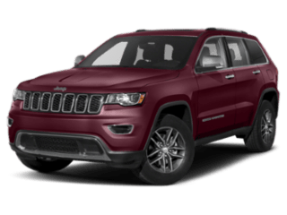 FCA model image - Jeep Grand Cherokee