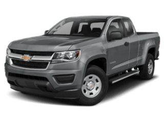 Chevrolet Model Image - 2020 Colorado