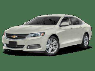 Chevrolet Model Image - 2020 Impala